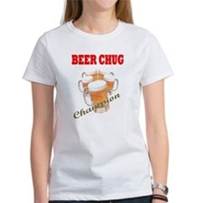 BEER CHUG Champion Tee