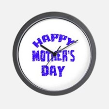 Happy Mother's Day Designs Wall Clock