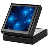 Space Keepsake Boxes