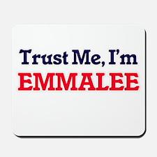 Trust Me, I'm Emmalee Mousepad