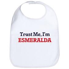 Trust Me, I'm Esmeralda Bib