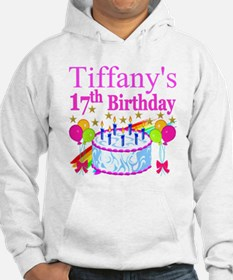 PERSONALIZED 17TH Hoodie