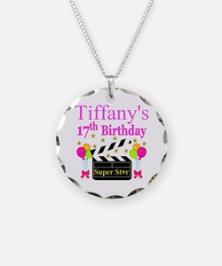 PERSONALIZED 17TH Necklace