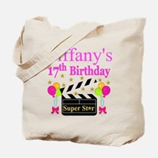 PERSONALIZED 17TH Tote Bag