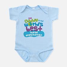 Nurse Anesthetist Gifts for Kids Infant Bodysuit
