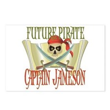 Captain Jameson Postcards (Package of 8)