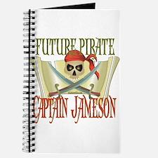 Captain Jameson Journal