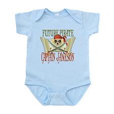 Captain Jameson Infant Bodysuit