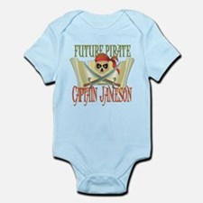 Captain Jameson Infant Bodysuit