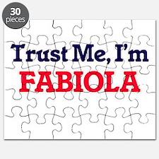 Trust Me, I'm Fabiola Puzzle