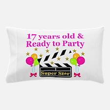 17TH BIRTHDAY Pillow Case