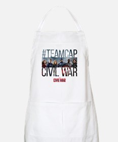 Hashtag Team Cap Group - Captain America Civ Apron