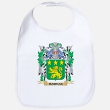 Morman Coat of Arms - Family Crest Bib