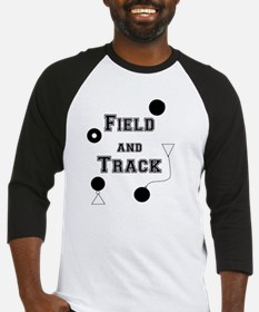 Field and Track Thrower Baseball Jersey