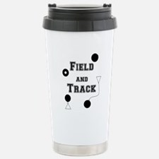 Field And Track Thrower Stainless Steel Travel Mug