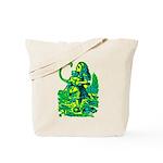 Alice & Flamingo Tote Bag