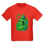 Alice & Flamingo Kids Dark T-Shirt