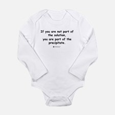 Solution Precipitate - Infant Creeper Body Suit