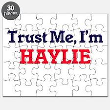 Trust Me, I'm Haylie Puzzle