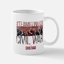 Hashtag Iron Man Group - Captain Americ Mug