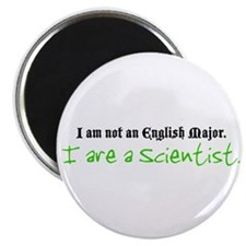 """I are a Scientist 2.25"""" Magnet (100 pack)"""