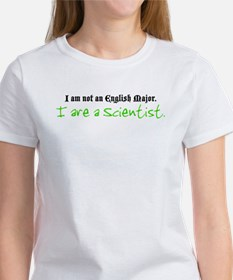 I are a Scientist Women's T-Shirt