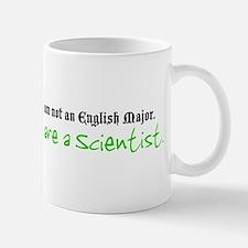 I are a Scientist Small Small Mug