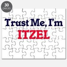 Trust Me, I'm Itzel Puzzle