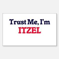 Trust Me, I'm Itzel Decal