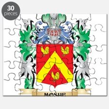 Moshe Coat of Arms - Family Crest Puzzle