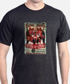 deadpool fight T-Shirt