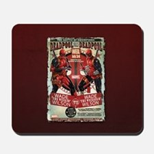 deadpool fight Mousepad