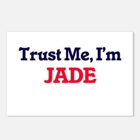 Trust Me, I'm Jade Postcards (Package of 8)