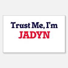 Trust Me, I'm Jadyn Decal