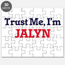 Trust Me, I'm Jalyn Puzzle