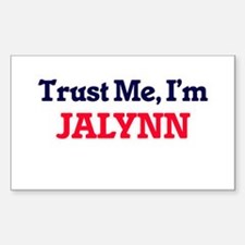 Trust Me, I'm Jalynn Decal