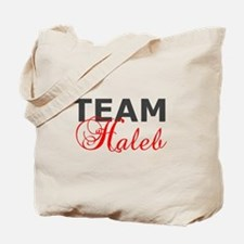 Team Haleb Tote Bag