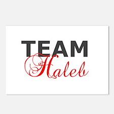 Team Haleb Postcards (Package of 8)