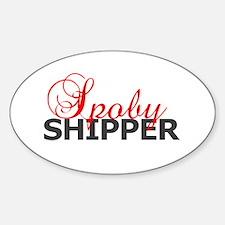 Spoby Shipper Decal