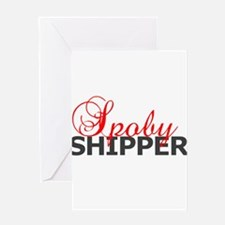 Spoby Shipper Greeting Cards