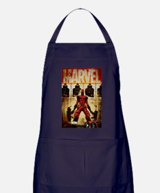 Deadpool Marvel Apron (dark)
