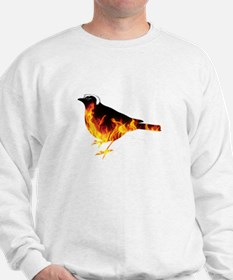 Feel the Bern Bird Sweatshirt