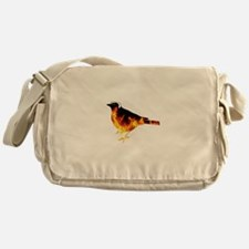 Feel the Bern Bird Messenger Bag