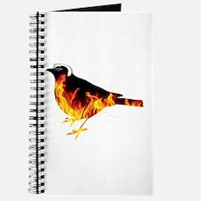 Feel the Bern Bird Journal
