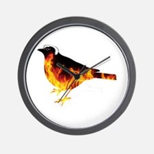 Feel the Bern Bird Wall Clock