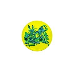 Dormous in Teapot Mini Button (100 pack)