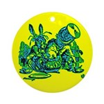 Dormous in Teapot Ornament (Round)