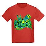 Dormous in Teapot Kids Dark T-Shirt