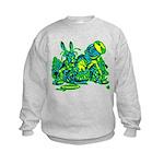 Dormous in Teapot Kids Sweatshirt