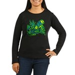 Dormous in Teapot Women's Long Sleeve Dark T-Shirt